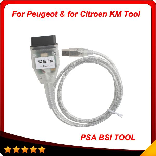 2014 Top Odometer Correction Tool For Peugeot Citroen PSA BSI Tool  Read&Write Eeprom Of BSI+Programming Auto Diagnosis Codes Auto Diagnosis  Machine