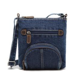 d6cbf81dd734 Оптово-хлопок Denim дизайн Новая мода женщины сумочку дизайнеры бренда  женского плеча сумки женщин сумки посыльного мини сумка Bolsas джинсовые  сумки ...