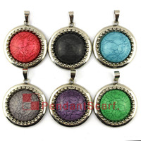 12PCS LOT Classic DIY Necklace Pendant Scarf Findings Round ...