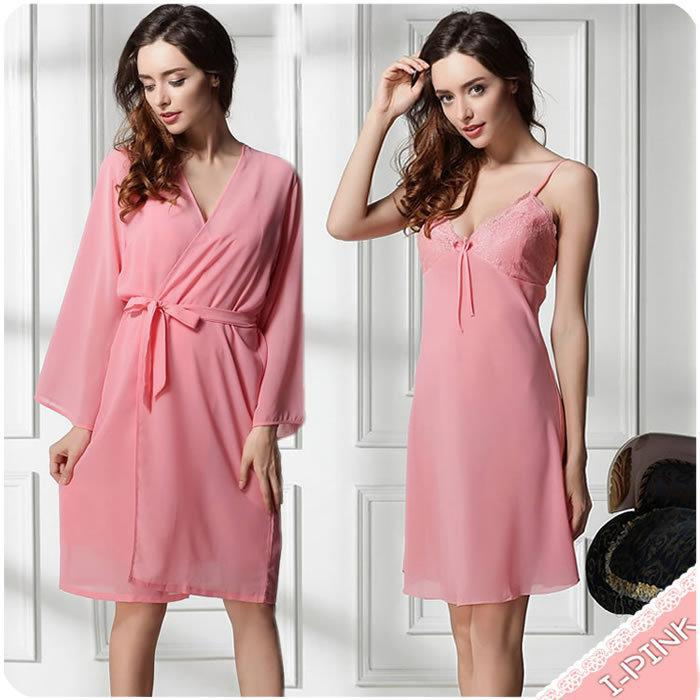 2018 New Fashion Luxury Nightgown Womens Elegant Nighties Silk Dress ...