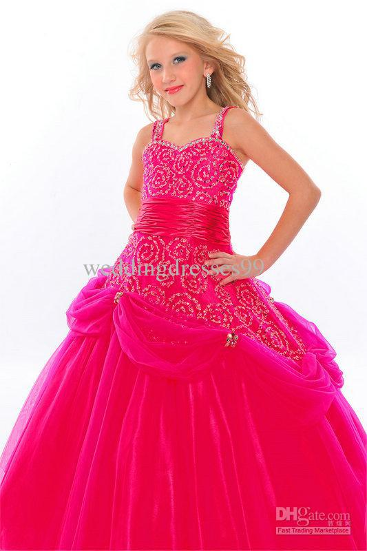 Dh 2014 Best Design For Girl Formal Dresses Fashion Beads Hot ...