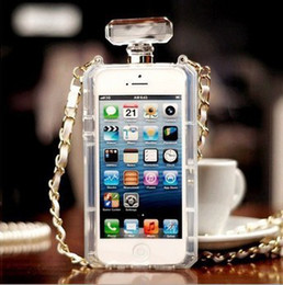 Wholesale Phone Cover For S3 - Wholesale-mobile phone cases perfume bottle case For samsung galaxy s5 i9600 s4 i9500 S3 note 3 note 2 Covers For iphone 5 5S 4 4S