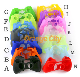 HOT NEW controller silcone case silicone skin case for xbox360