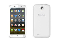 Wholesale Lenovo Mobile Phone Quad Core - Lenovo A850 5.5 inch Mobile Cell Phone Android 4.2 Dual SIM Quad Core 3G GPS Free Shipping