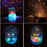 Amazing Star Master LED Sky Cosmos Space Projector Lit pour enfant Night Light Mood Lamp Gift
