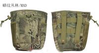 Wholesale Magazine Dump Pouch - Typhon Mandrake Highlander Airsoft Small Molle Tactical Rattlesnake Magazine DUMP Drop Pouch Bag