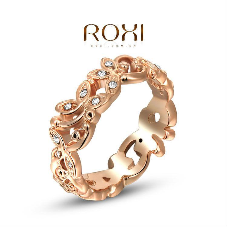 Exquisite Rose-Golden Fresh Pączki Pierścienie, Cena fabryczna, Biżuteria mody, Wysoka jakość, Najnowszy przyjazd, prezent na Boże Narodzenie