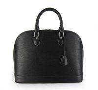 8e18f67e8f8d 2018 High Quality Celebrity Style EPI Designer Brand fashion ALMA Genuine  leather medium women totes Water ripple handbag