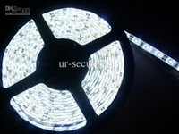 Gros-5M brillant Ultra-blanc 3528 SMD imperméable à l'eau flexible 300 LED Light Strip DC 12V