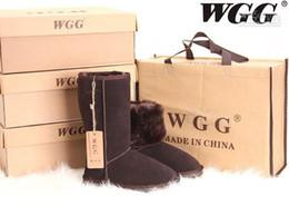 botas de corcho Rebajas CORK EMU Australia invierno piel de oveja para las mujeres / botas de nieve / botas de invierno / señora zapatos / medias botas