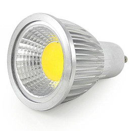 Wholesale mr16 led 12v 15w epistar - Free shipping Dimmable Led COB Lamp PAR16 15W E27 GU10 E14 GU5.3 85-240V MR16 12V Led Light Spotlight led bulb downlight lighting bulbs