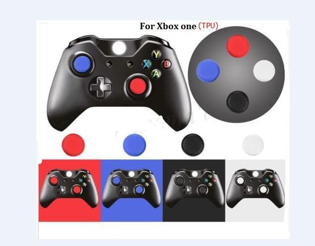 4 poignées pour PS4 PS3 PS3 XBOX ONE XBOX 360 couleurs assorties avec sac OPP Envoi gratuit par DHL