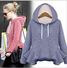 Ruffle Sweatshirt Online   Ruffle Sweatshirt for Sale