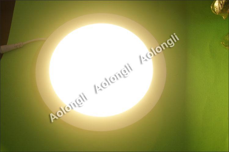 الشحن dhl 6 واط 9 واط 12 واط 15 واط 18 واط أدى أضواء السقف راحة دوونلايتس 85-265 فولت سامسونج أدى أضواء لوحة مع امدادات الطاقة بارد أبيض دافئ الأبيض