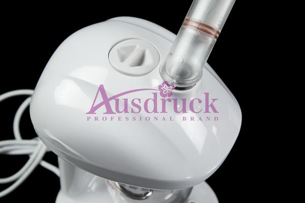 New Arrival Pacial Steamer Hot Steam Face Cleaner Opryskiwacz Mist Ozon Steamer Mini Skin Rejervenation Machine