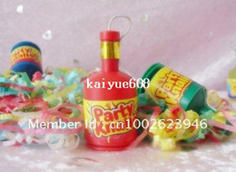 Wholesale Wholesalers For Wedding Confetti - Free shipping!! Party popper,confetti streamer,5.5*2.5cm,for Christmas,Birthday,Wedding,Entertainment Party.Wholesale