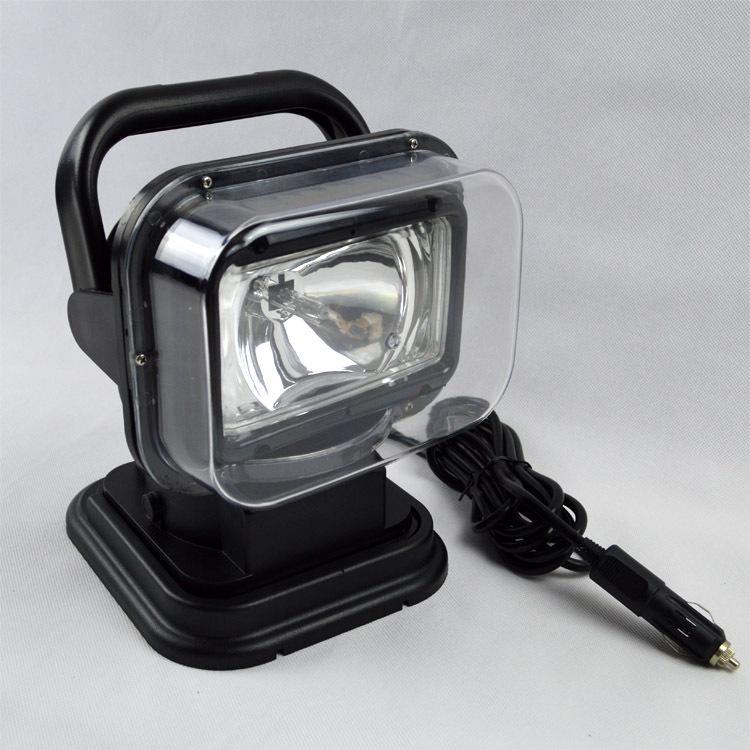 hid spot xenon 55w work light 360 magnetic hid xenon searchlight car