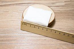 Wholesale E Pure - E cigarette guide oil cotton 100% pure cotton material absorbent cotton piece of mech atomizer mod ecig DIY essential vs ar mod silica wick