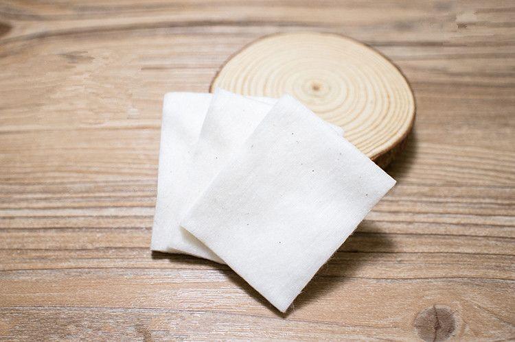 e sigaretta guida olio cotone e cig originale cotone 100% puro cotone biologico non sbiancato vape stoppino fai da te Ecig RDAs atomizzatore silice stoppino