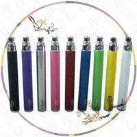Wholesale Electronic Cigarette Variable Volt - Ego c twist Vision Spinner electronic cigarette battery 650 900 1100 1300mah Variable Voltage 3.3-4.8V volt