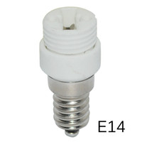 Wholesale E14 G9 Adapter - HOT E14 TO G9 adapter Conversion socket High quality material fireproof material socket adapter Lamp holder 3pcs lot