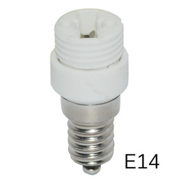 Wholesale Conversion Sockets - HOT E14 TO G9 adapter Conversion socket High quality material fireproof material socket adapter Lamp holder 3pcs lot