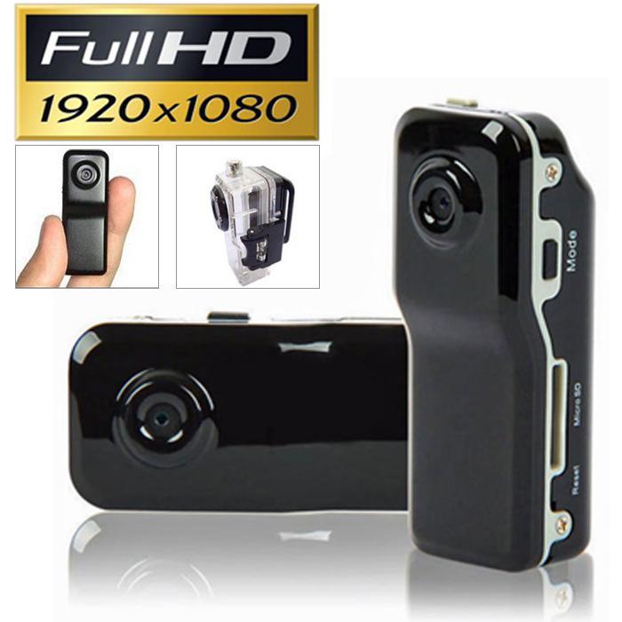 full hd md80i 1920x1080 waterproof mini camera helmet video camera action hidden camcorder with. Black Bedroom Furniture Sets. Home Design Ideas