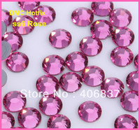 Wholesale dmc rhinestone ss6 for sale - Group buy ss6 mm High Quality DMC Rose Iron On Rhinestones Hot fix Rhinestones