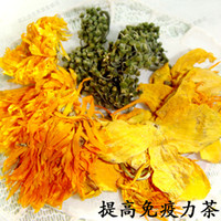 Wholesale Flower tea combination herbal tea natural green anti fatigue