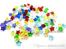 "Wholesale Mixed Star Charm - 120PCS ""Mix Color"" Floating Charms 5mm Star Rhinestone Birthday Stone,Locket Jewelry Pendant For Necklace Zinc Pendant LSFC111*120"