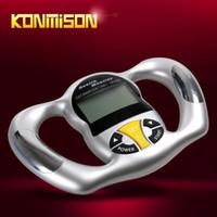 Wholesale Digital Health Analyzer - New Digital LCD Body Fat Monitor Fat Analyzer Health Monitor