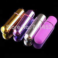Wholesale Cheap Sex Toy Wand - Adult Products Sex Shop Wand Vibrator Female Masturbation Egg Sexy Toy For Women Couple G-Spot Stimulator Mini Waterproof Cheap