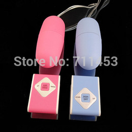 Wholesale Cheap Adult Products - Adult Sex Product Mini Vibrators Sexy Toy For Women Couple Female Vagina G Spot Egg Waterproof 50 Speed Wireless Control Cheap