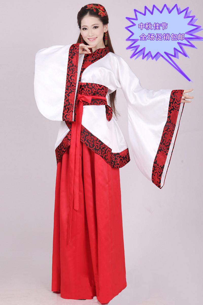2018 the new autumn korean clothes han chinese clothing costume