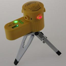 Wholesale Leveler Tool - Multifunction Laser Level Leveler Vertical Horizontal Line Tool With Tripod#30848, dandys