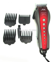 Spedizione gratuita una Pro Hair Cutting Kit Clippers Trimmer Shaver Tosatrici professionali Trimmer per capelli professionale