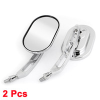 spot light blinds - 2 x Degree Wide Angle Oval Side Rear Blind Spot View Mirrors for Suzuki