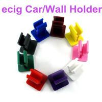 x6 mod zigarette großhandel-Ego-Autohalter E-Zigarette Ego-Ständer Ego-Batteriehalter für Ego EVOD-Visierspinner II x6 Mods-Batterie CE4-Zerstäuber e Cigarette Kit Stander