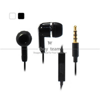 Wholesale Lg G2 Earphone - Wholesale-High Quality 100% Brand New Earphone Headphone for LG G3 G2 with Remote & Mic Headset Free Shipping