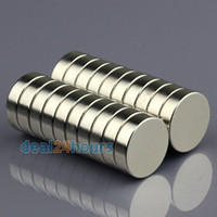 Wholesale Neodymium Magnets 18mm - 20pcs N50 Super Strong Round Disc Cylinder Magnets Rare Earth Neodymium 18mm x 5mm Wholesale Free Shipping