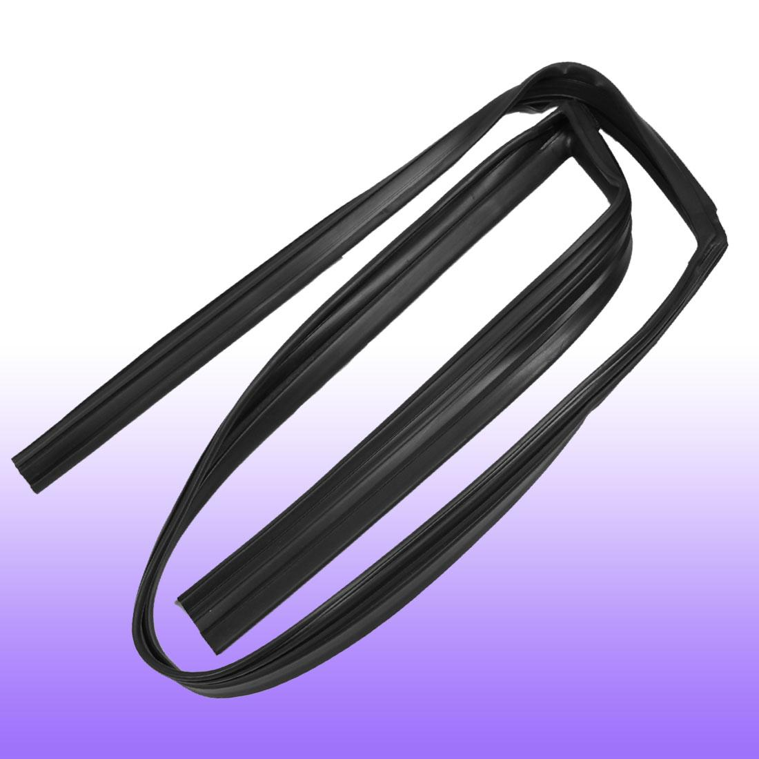 Rubber Left Front Door Glass Run Channel Seal Black 72275 S84 A01