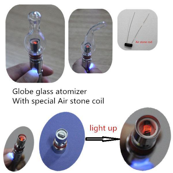 Großhandel Glass Globe Zerstäuber Ersatz Core Spule Ersatz Spulen ...