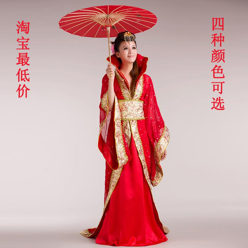 Princess Costumes Costume Costume Costume Lady in Red Chinese ...