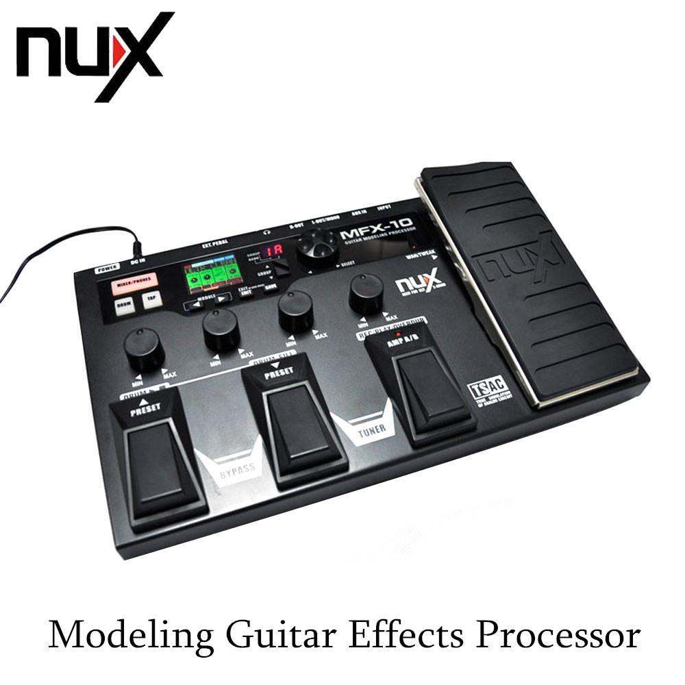 2019 multi function modeling guitar processor guitar effect pedal drum recorder 55 effect 72. Black Bedroom Furniture Sets. Home Design Ideas