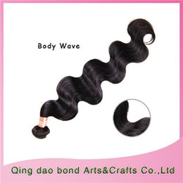 Wholesale India Price - Best Hair Extensions with Factory Price No Smell Dyable Large Stock Body Wave India Vrigin Hair Excellent Wefts BW083