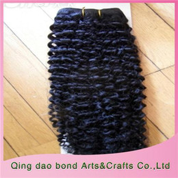 Wholesale Online Human Hair Extensions - Great Lengths Hair Extensions Kinky Curl Human Hair Extension in Natural Color Quality Peruvian Virgin Hair for Sale Online KC106