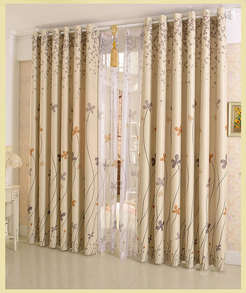 Curtain Wholesaler Bigmum Sells New Arrival Rustic Window Curtains ...