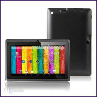 Wholesale ddr3 tablet for sale - 7inch Inch A23 Dual Core Tablet PC Allwinner Android Capacitive GHz DDR3 MB GB Dual Camera WIFI Q8 Q88 MQ300