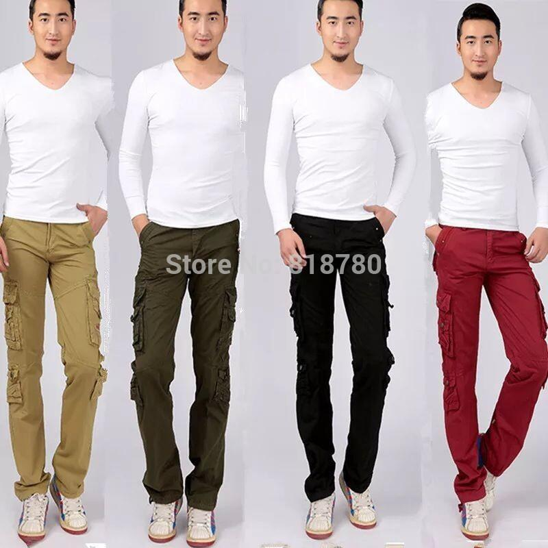 Find mens red pants from a vast selection of Clothing for Men. Get great deals on eBay!