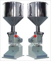 Wholesale Manual Liquid Filling Machines - hand filler,manual bottle liquid filling machine,(3~50ml),hand cream filler+free shipping